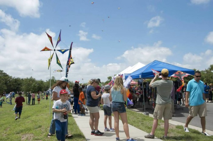 7.) The Kid at Heart Dad: Father's Day Kite Festival (Wichita)