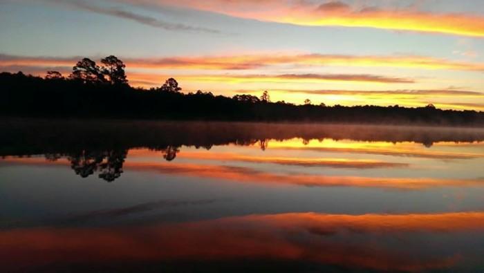 18. Magnolia Lake