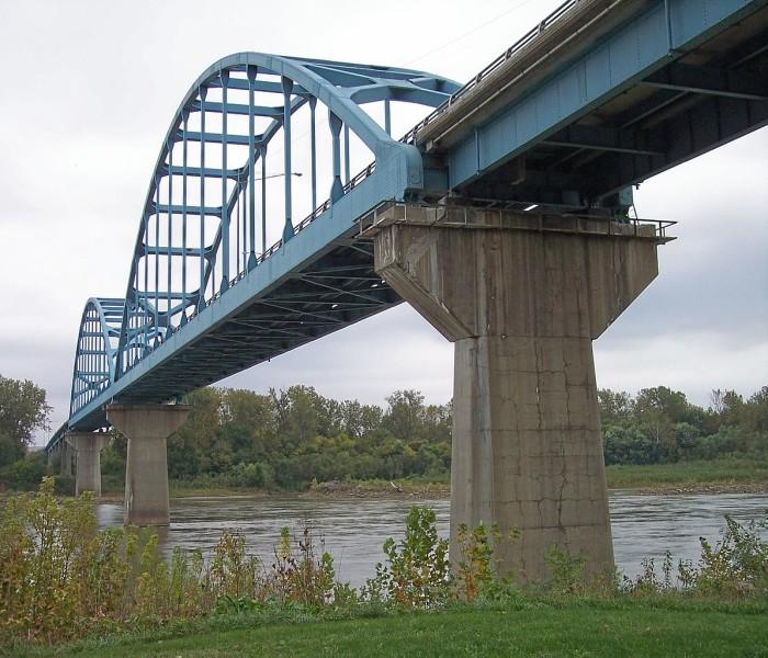 1.) Centennial Bridge (Leavenworth)