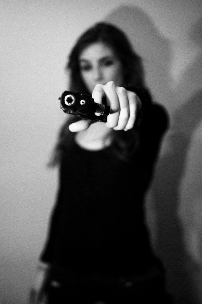 12. In Columbus, the fine for shooting a gun in public is actually less than the fine for waving a gun in public.