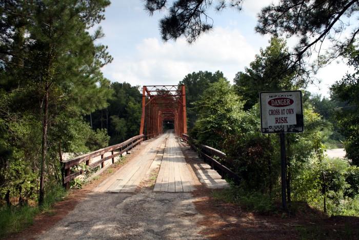 12. Eddiceton Bridge