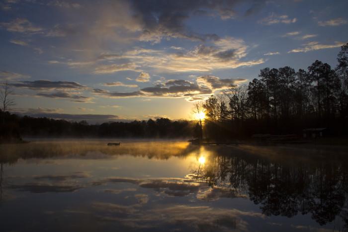 "12. ""Seminole Sunrise"""
