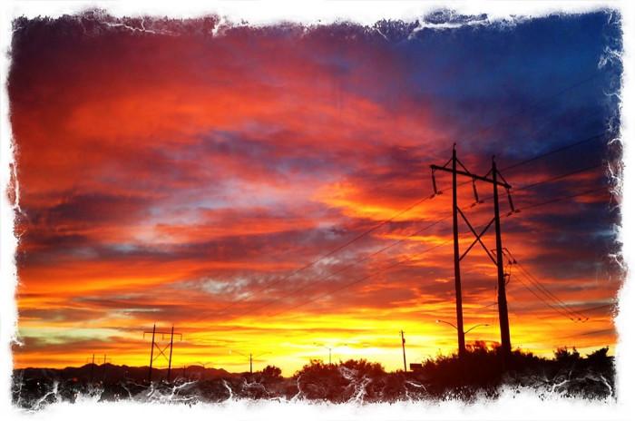 4. Las Vegas Sunset