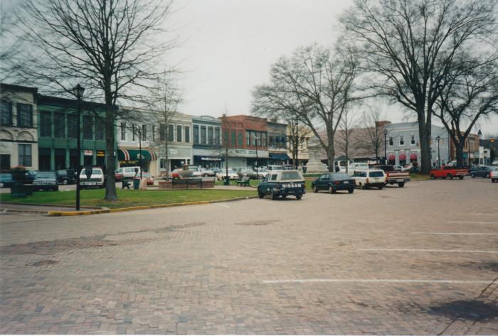 2. Edgefield, SC