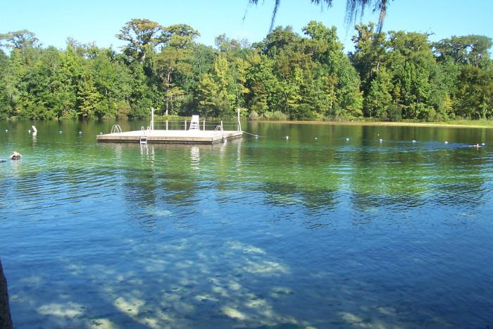 1. Wakulla Springs
