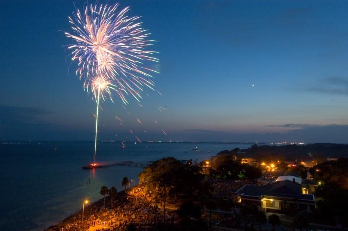 7) Saint Simons Island Annual Sunshine Festival Arts and Crafts Show: July 3-4, 2015 532 Beachview Drive Saint Simons Island, GA