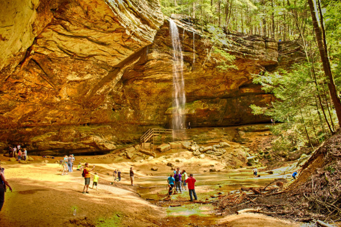 The Top 10 Places To Geocache In Ohio