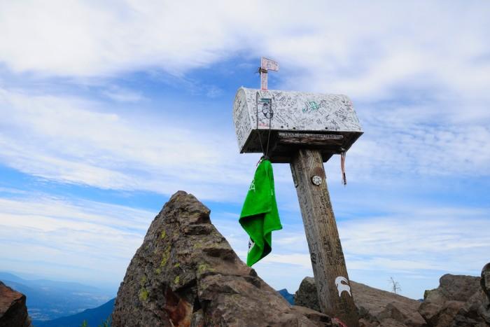 11. Mailbox Peak
