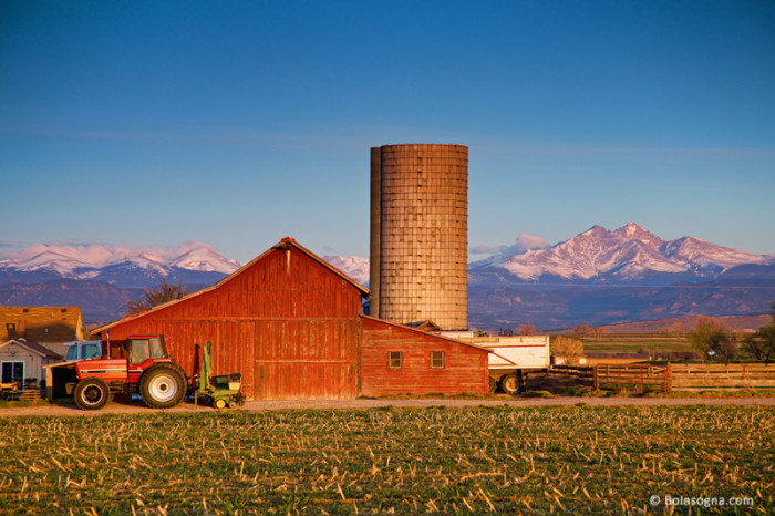 17 Barns Old Beautiful Colorado In