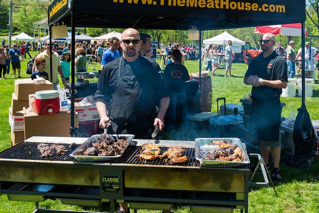 5. Lexington BBQ Festival, October