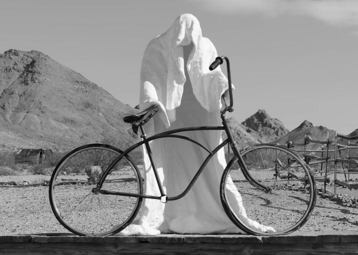 "8. ""Ghost Rider"" in Rhyolite, Nevada"
