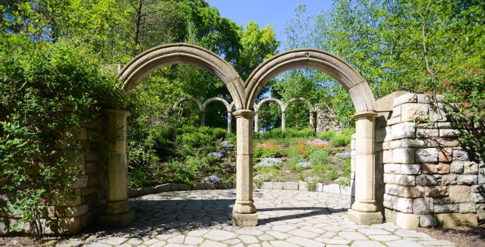 9) Cleveland Botanical Garden