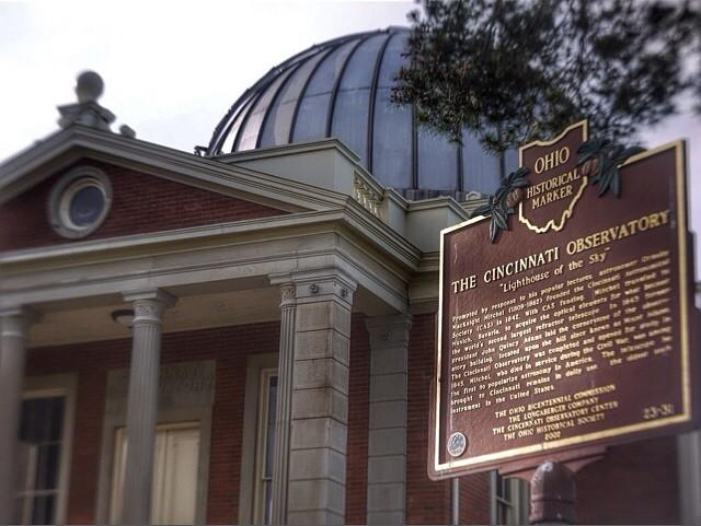 14) The Cincinnati Observatory
