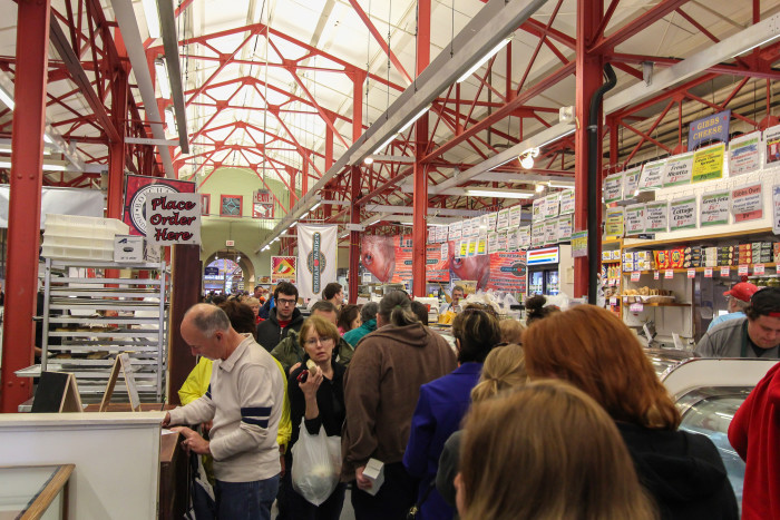 6) Findlay Market (Cincinnati)