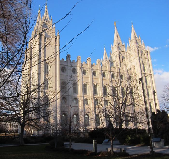 13)  Mormon Heritage