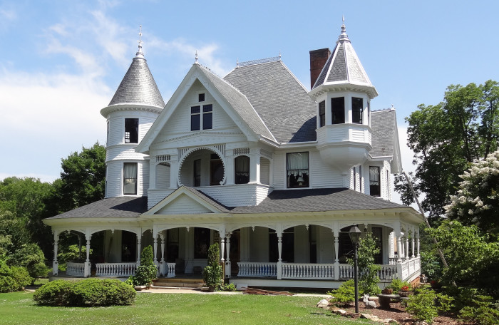 1. A home in Laurens, SC