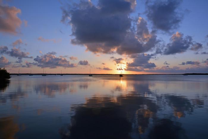 21. Famous Florida Sunset