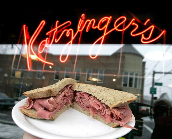 8) Katzinger's Delicatessen (Columbus)