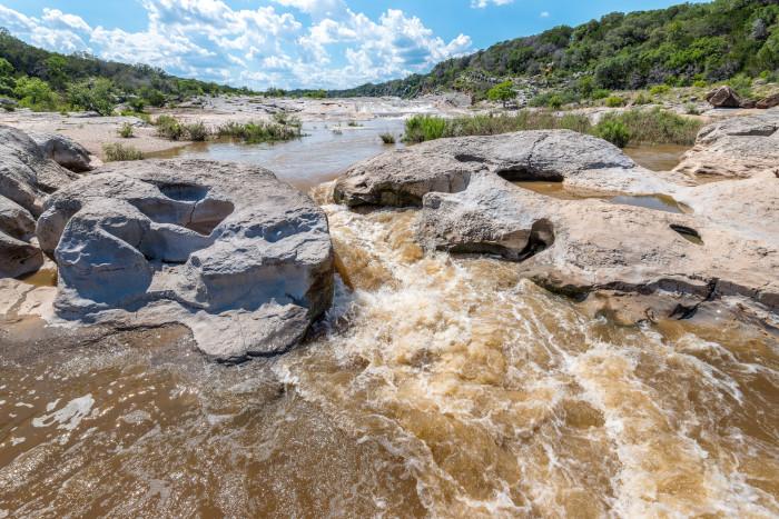 5) Pedernales Falls State Park