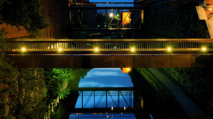 14) Chesapeake and Ohio Canal (Georgetown)