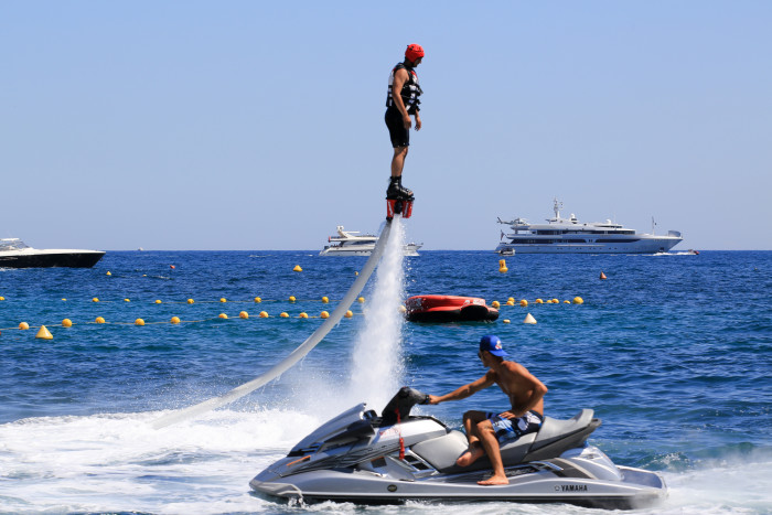 5) How about flyboarding?!