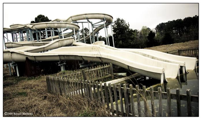1. Rapids on the Reservoir