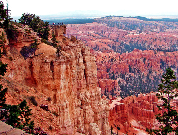 5) Bryce Canyon National Park