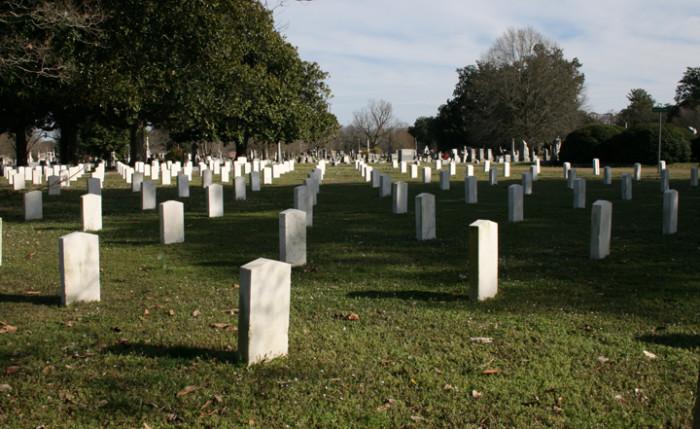 1. Friendship Cemetery