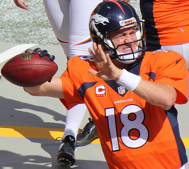 7. Peyton Manning