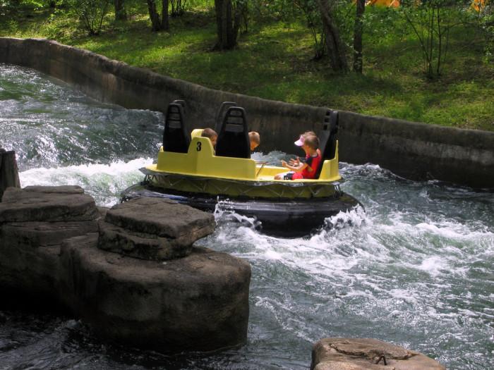13. Get your thrills at Adventureland.