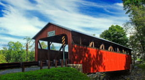 These 15 Quaint Covered Bridges In Pennsylvania Will Melt Your Heart