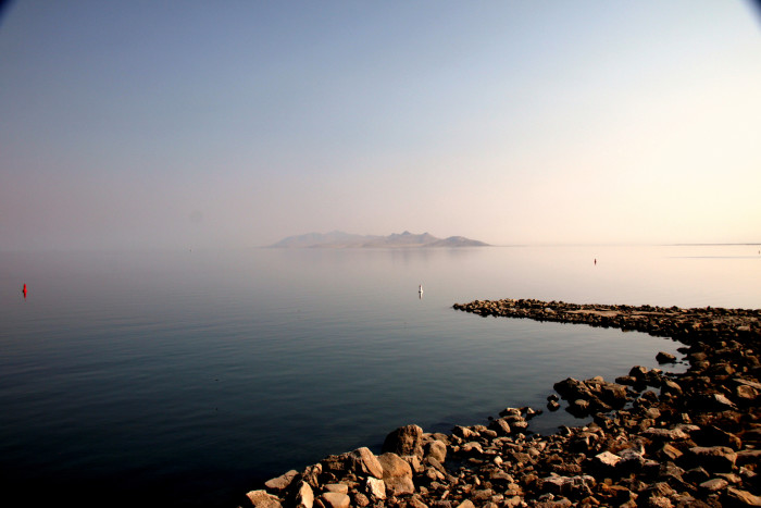 3) Our Great Salt Lake