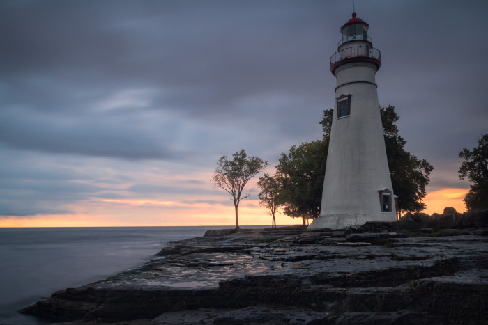 6) Marblehead Lighthouse (Port Clinton)