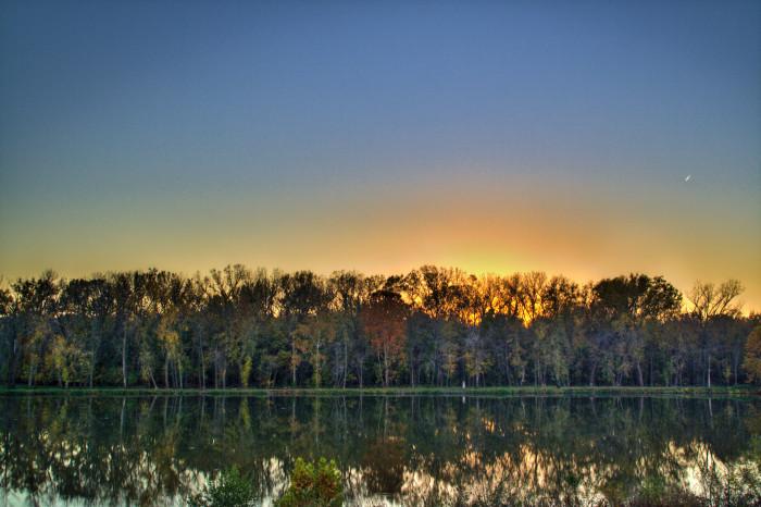 11.) Kansas River