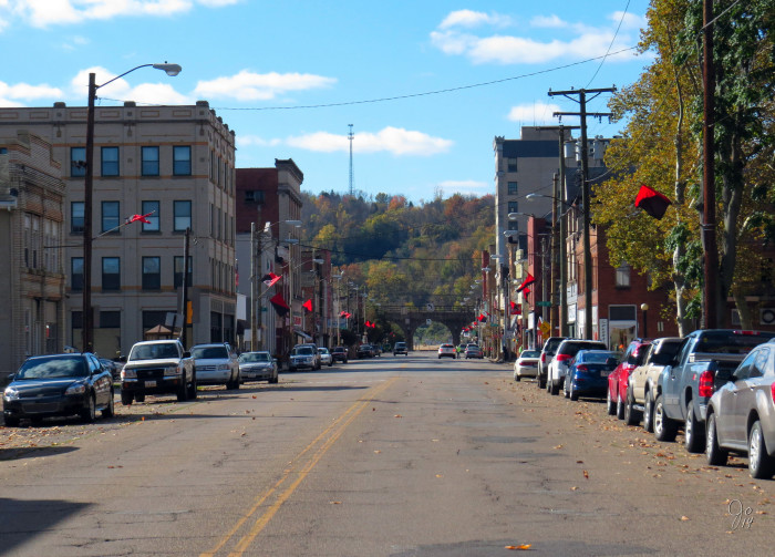 4) Belmont Street (Bellaire)