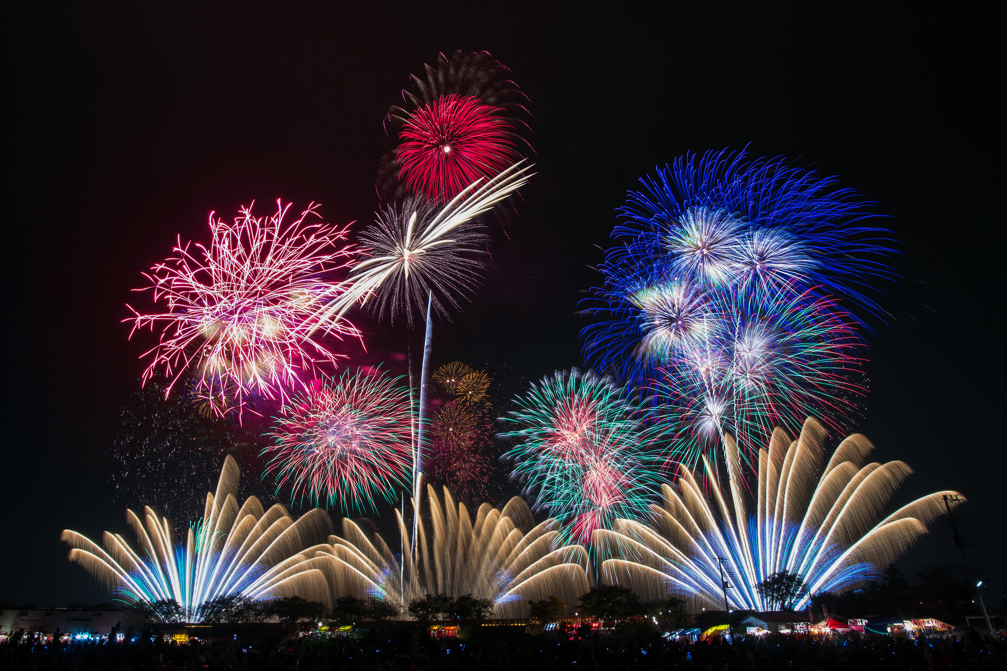 12 Epic Fireworks Shows In Sc That Will Blow You Away
