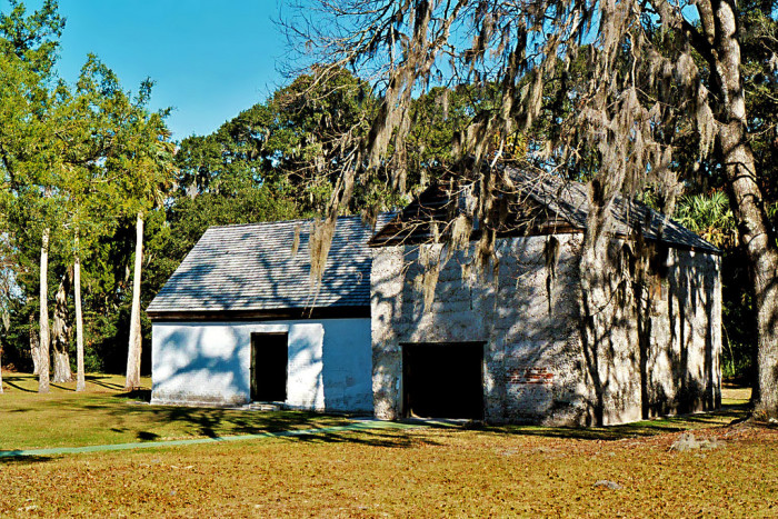 7. Barn on Kingsley Plantation