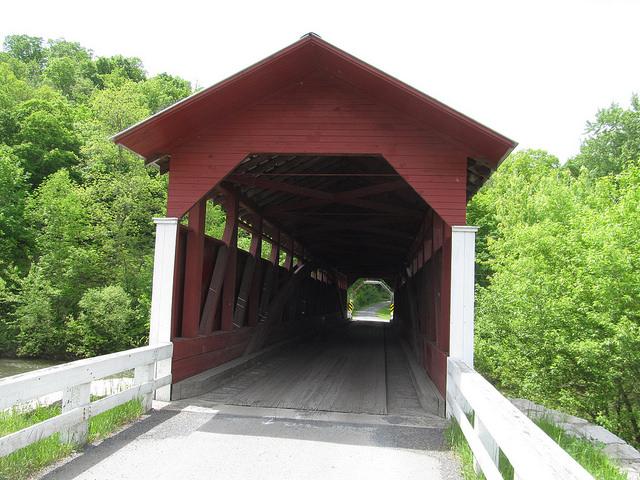 11. Heroine Covered Bridge, Bedford County