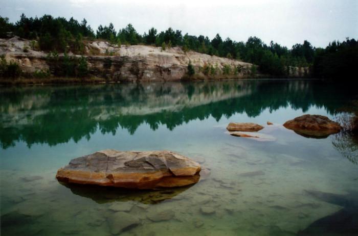 2) Blue Lagoon (Huntsville)
