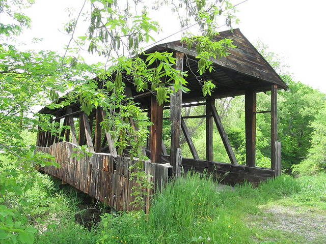 13. Cuppett's Covered Bridge, Bedford County