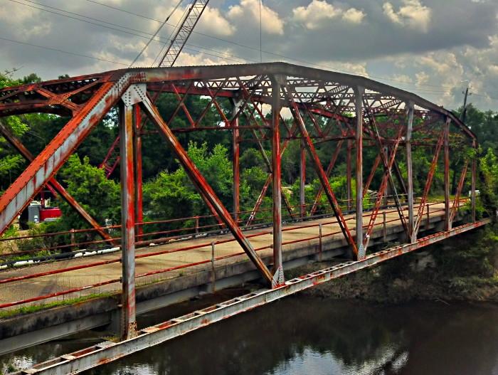 1.  Bridge in Brooklyn, Mississippi
