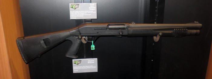 16. A Shotgun Or Hoe...or both!