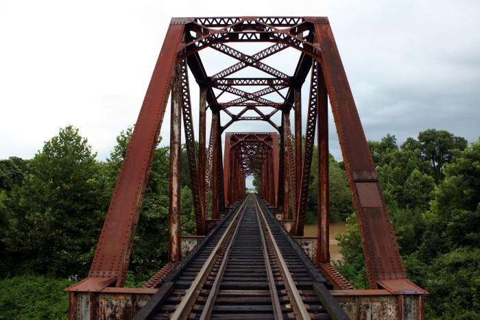 16. Columbus and Greenville Railway Bridge
