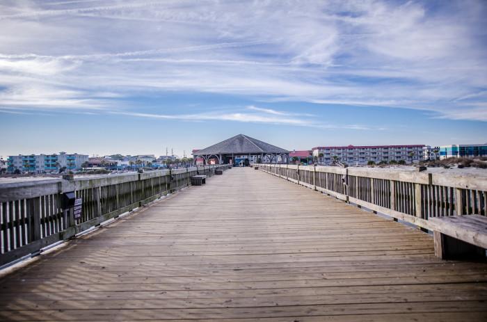 1) Tybee Island