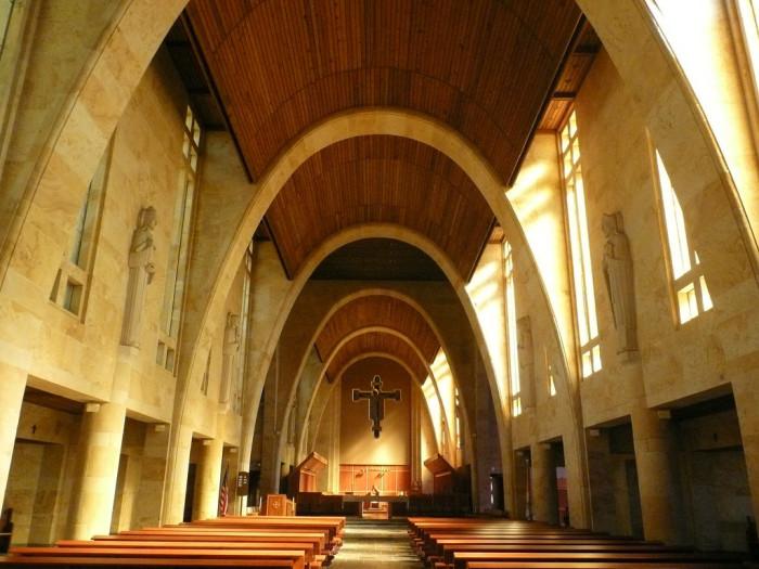7. St. Bernard Abbey - Cullman, AL