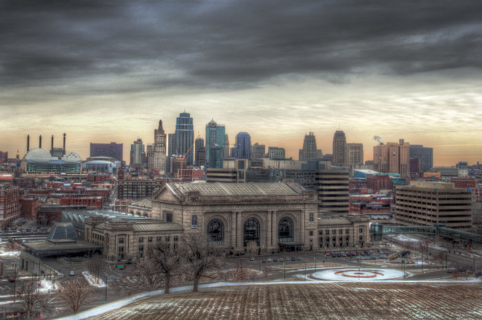 13) Kansas City Skyline