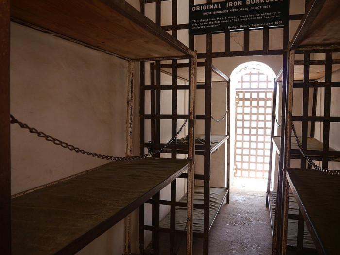 10. Yuma Territorial Prison State Historic Park, Yuma