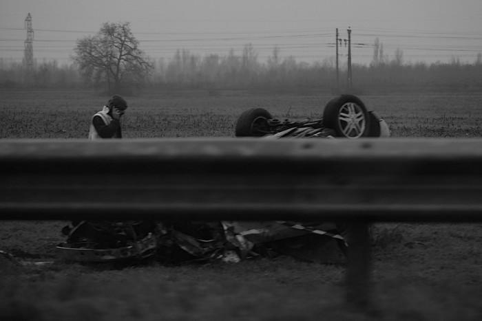 1) Car Accident