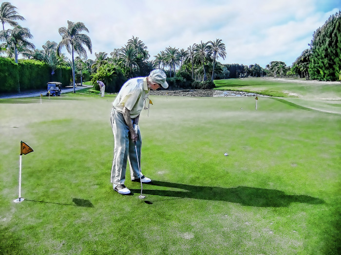 9. Golf