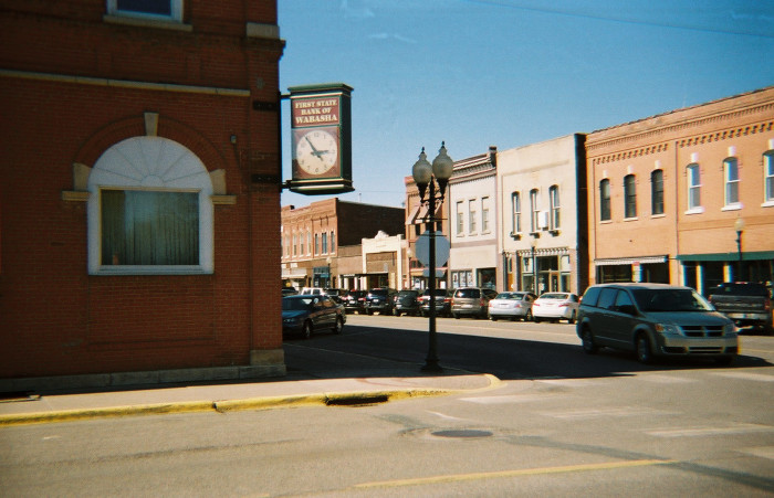 6. Wabasha - Again replicated for a movie, Grumpy Old Men (1993).